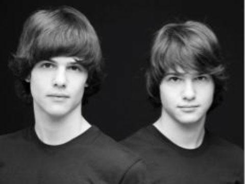 BTwins, i gemelli ascolani Eraldo e Giuseppe Di Stefano