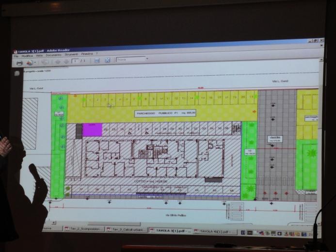 La nuova proposta di progettazione per la riqualificazione di piazza Kolbe