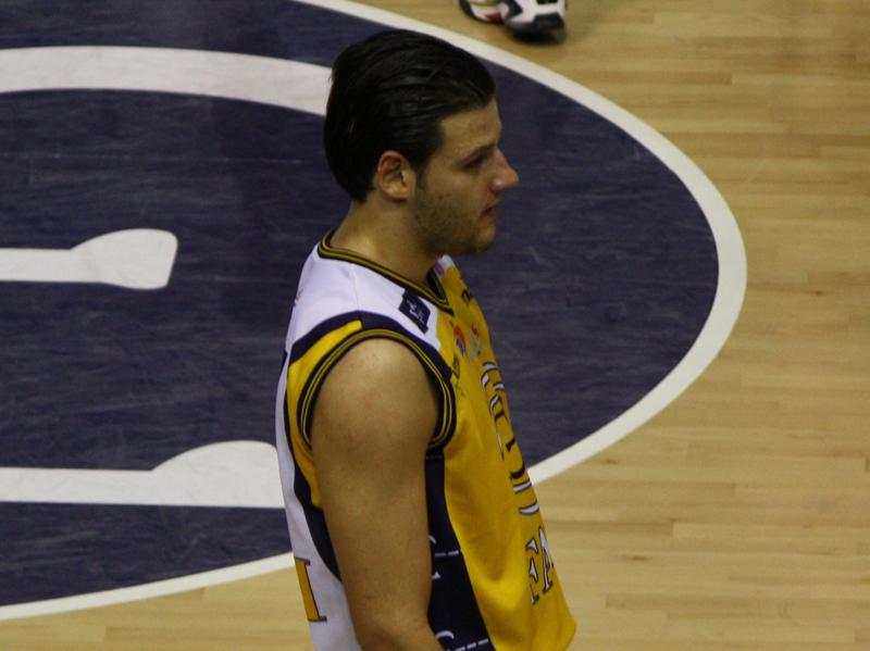 Dejan Ivanov, autore di ben 27 punti