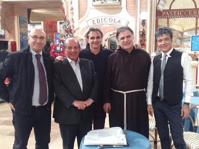 Frate Mago, Luciani e Assenti insieme a I fatti vostri