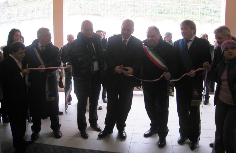 Alberto Pompizi, Emiliano Di Matteo, Giustino Varrassi, Marco Iustini e Renato Rasicci