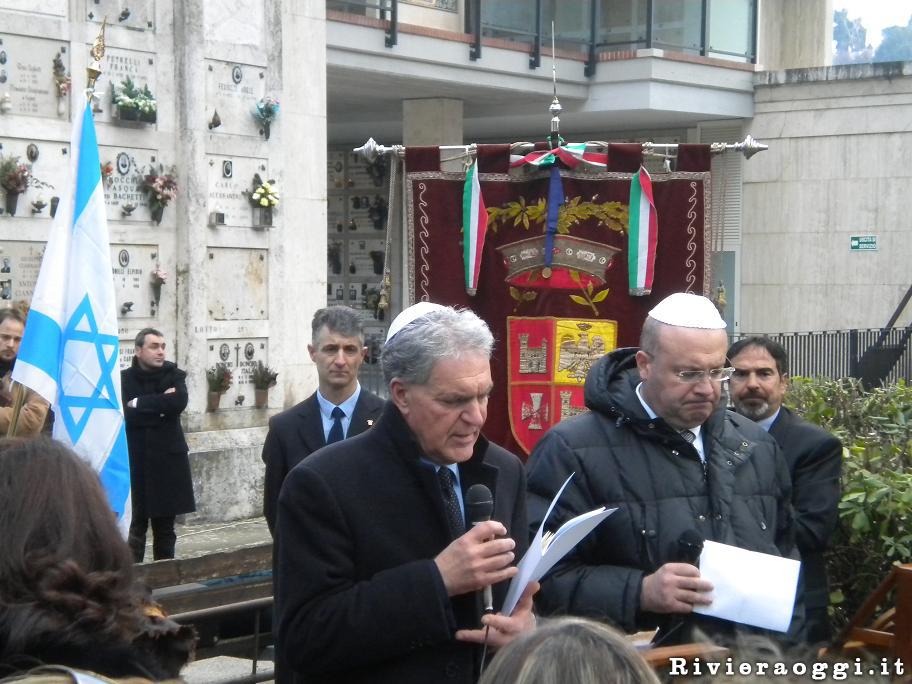 Il presidente della Provincia Celani e il vicesindaco Silvestri
