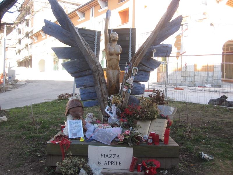 L'Aquila, Piazza 6 Aprile
