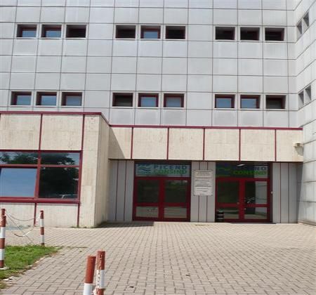 La sede di Piceno Consind