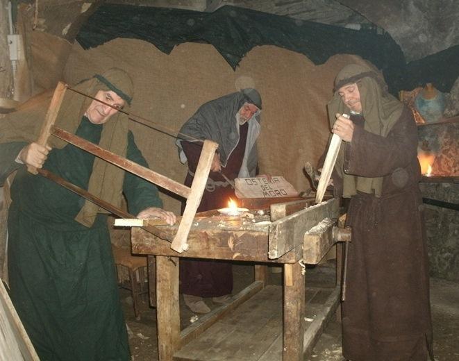 Presepe Vivente Grottammare 2011  (22)