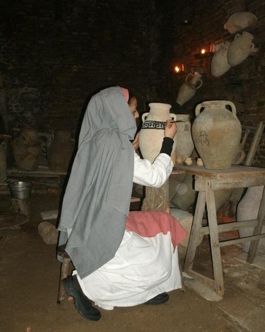 Presepe Vivente Grottammare 2011  (44)