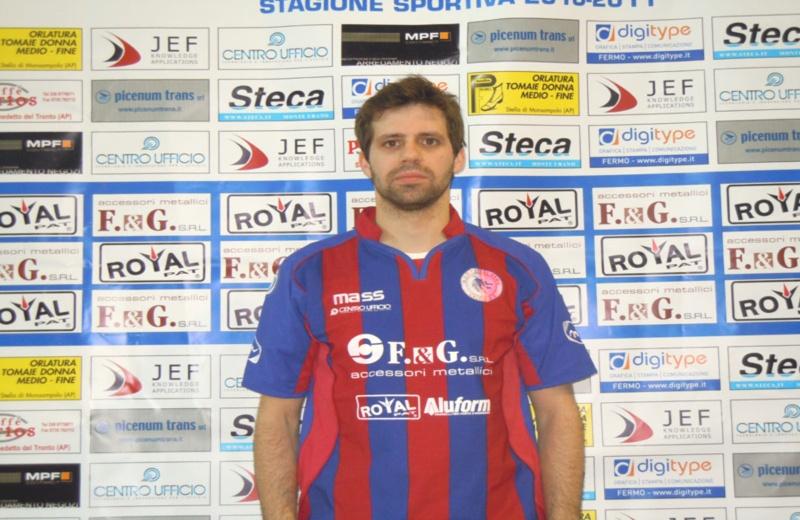 Santiago Blankleider della Futsal Samb