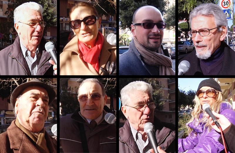 Viale De Gasperi, le opinioni della gente