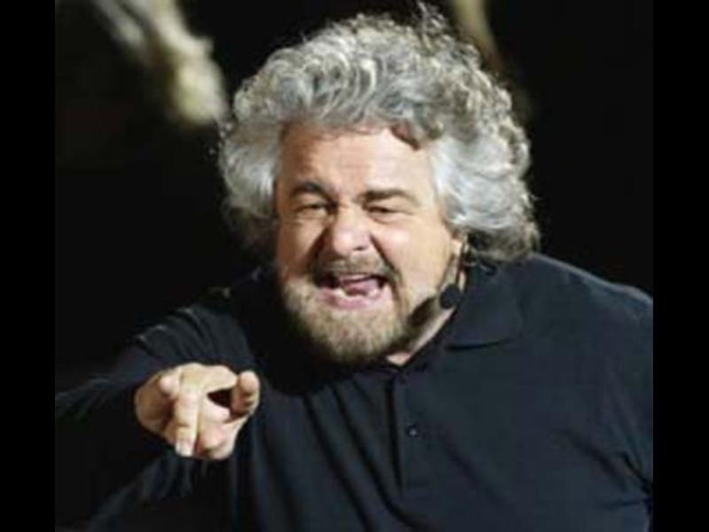 Beppe Grillo (capric.simplicissimus.it)