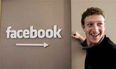 Fondatore Facebook ( fonte internet )
