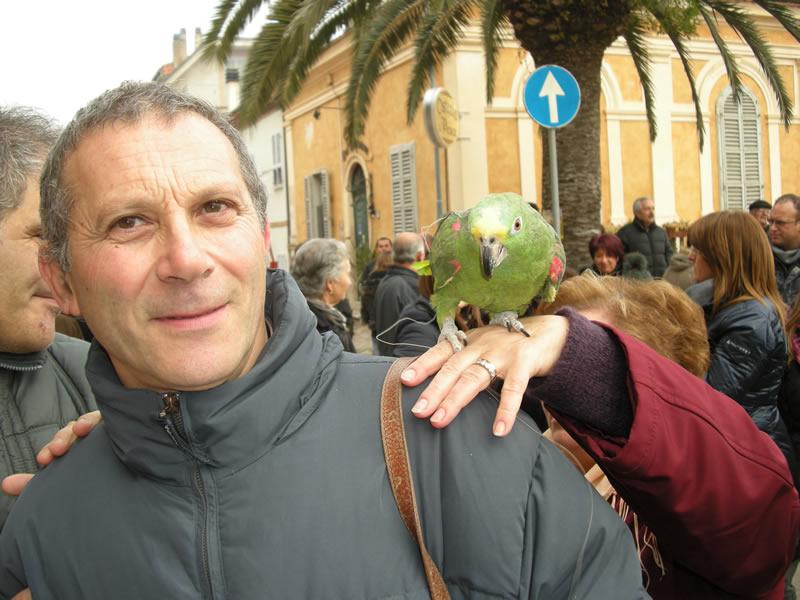 La Festa di Sant'Antonio a Cupra, i cittadini con i propri animali