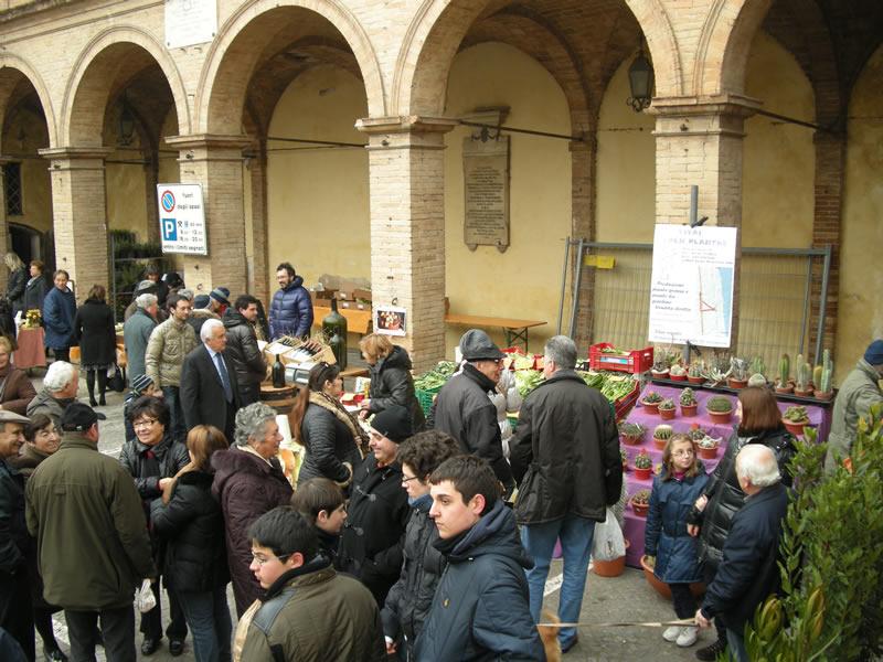 La Festa di Sant'Antonio a Cupra, le aziende in esposizione