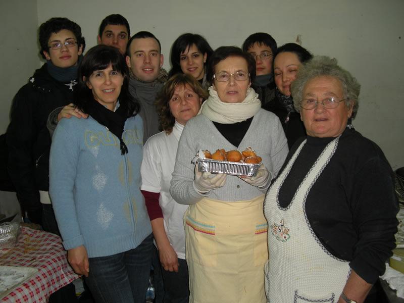 La Festa di Sant'Antonio a Cupra, i collaboratori