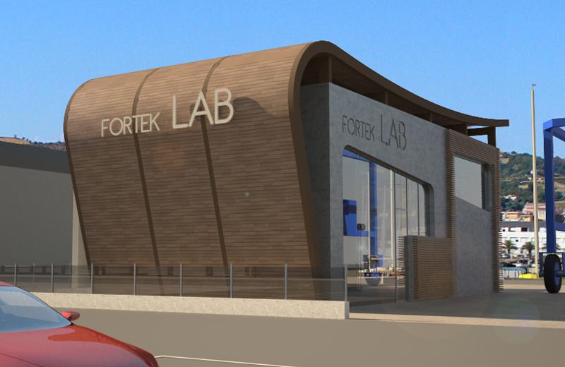 Fortek Lab, il nuovo cantiere della Fortek Nautica