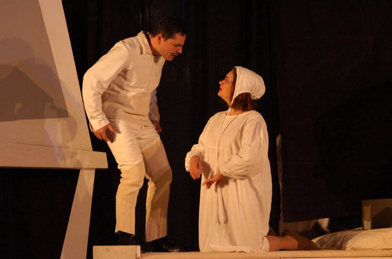 Inverno Teatrale Cuprense, lo spettacolo