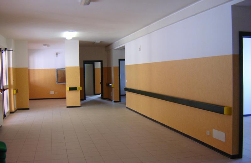 Centro Helios - interno