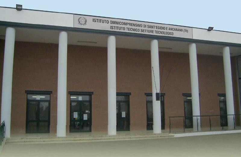 L'Istituto Tecnico di Sant'Egidio alla Vibrata