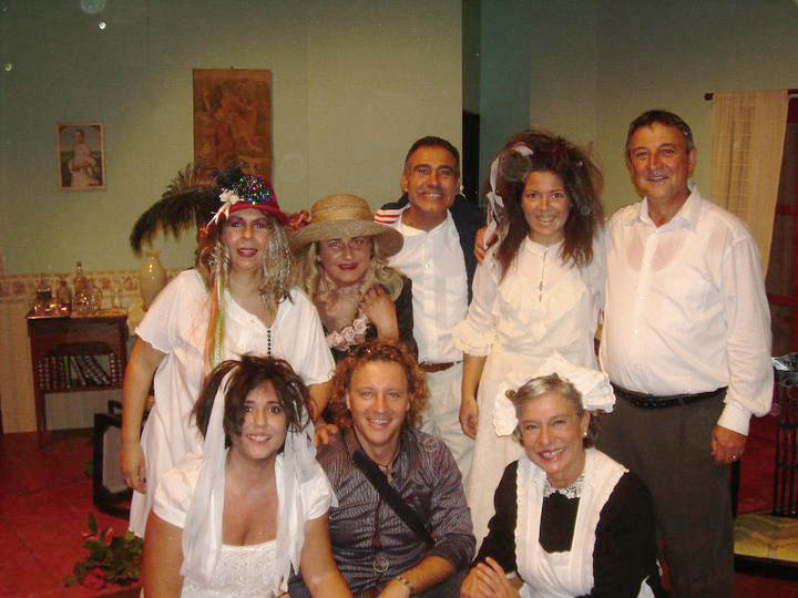 La compagnia Teatrale Teatralia