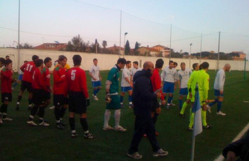 Martinsicuro - Alba Adriatica 2-3