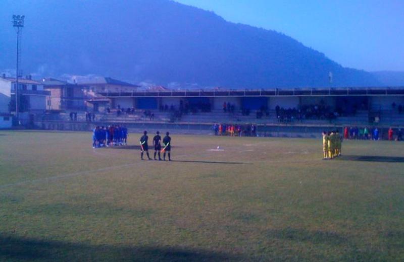Angizia luco - Martinsicuro 1-0