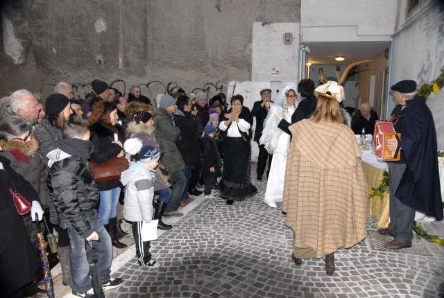 Natale al Borgo, 2 gennaio 2011