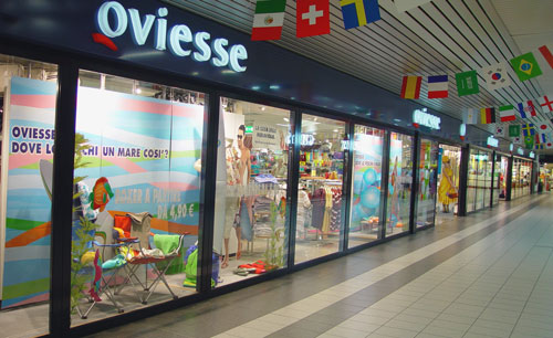 Un negozio Oviesse
