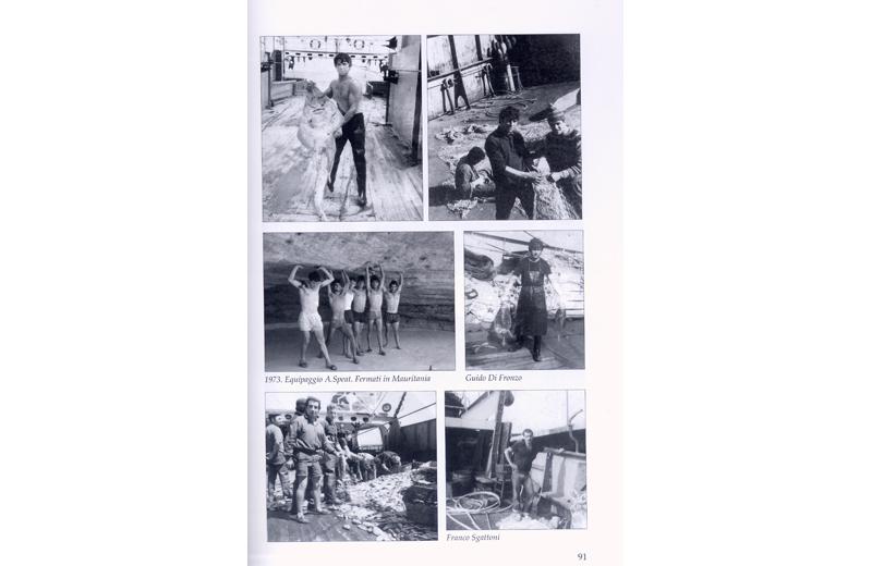 Pesca atlantica, anni '70: una pagina di