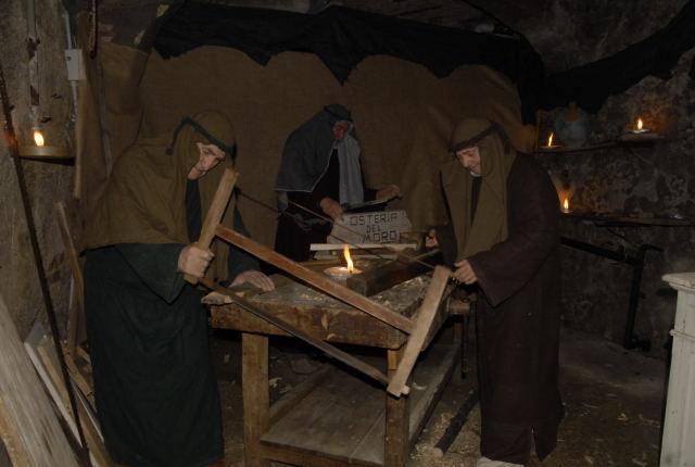 Presepe Vivente di Grottammare, 2 gennaio 2011