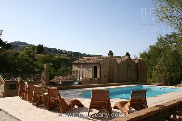 Rent Tuscany e Spina&Marchei: Fornace Paradiso, Santa Vittoria in Matenano (Fm)
