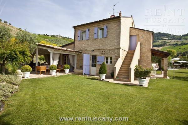 Rent Tuscany e Spina&Marchei: casolare di San Rustico, Ripatransone