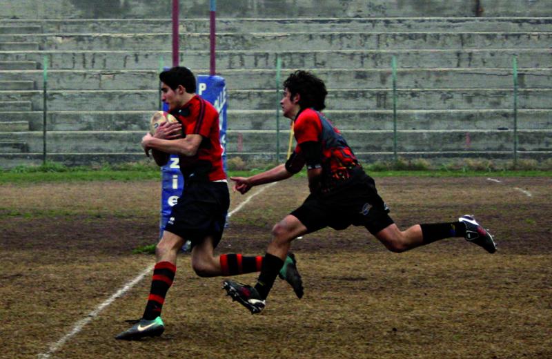 Rugby Samb under 16