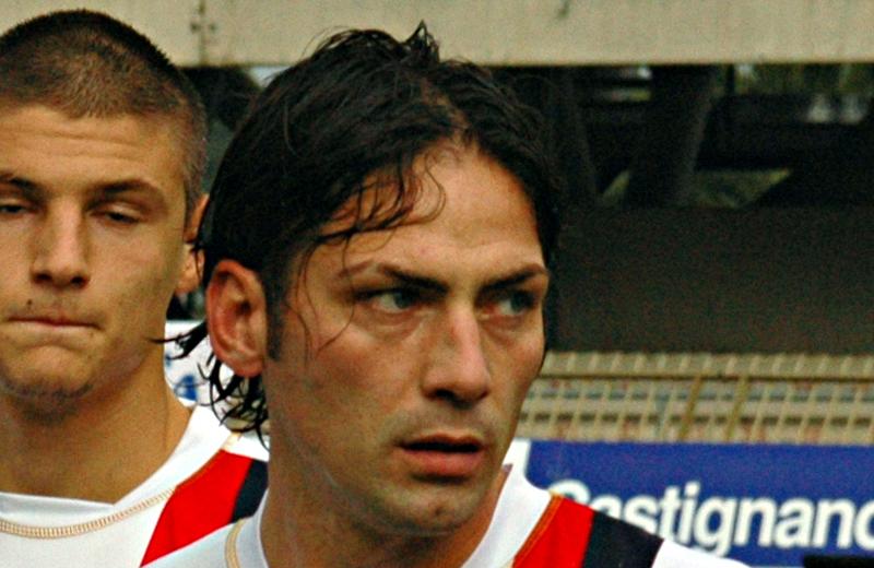 Salvagno, centrocampista rossoblu