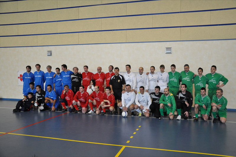 Le squadre del torneo Airfal