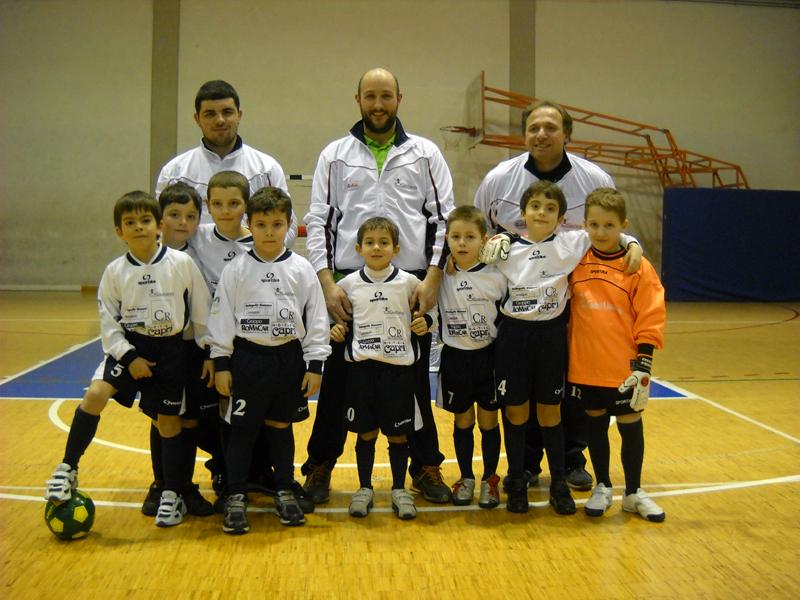 La Gagliarda Sambenedettese under 8 calcio a 5