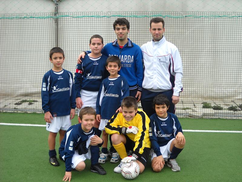 La Gagliarda Sambenedettese under 10 calcio a 5