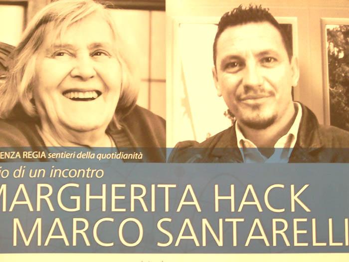 Margherita Hack a San Benedetto il 4 marzo