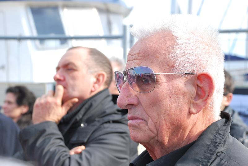 Inaugurazione piazzale commemorativo del naufragio del motopesca Pinguino: c'è anche Ferruccio Zoboletti