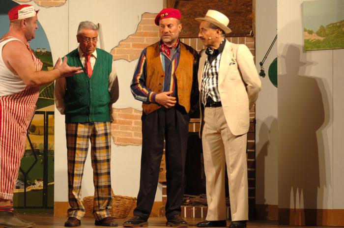 """Lu Petrojo"" scalda l'Inverno Teatrale Cuprense"