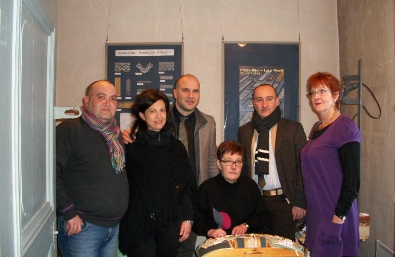 Delegazione offidana a Rauma 2