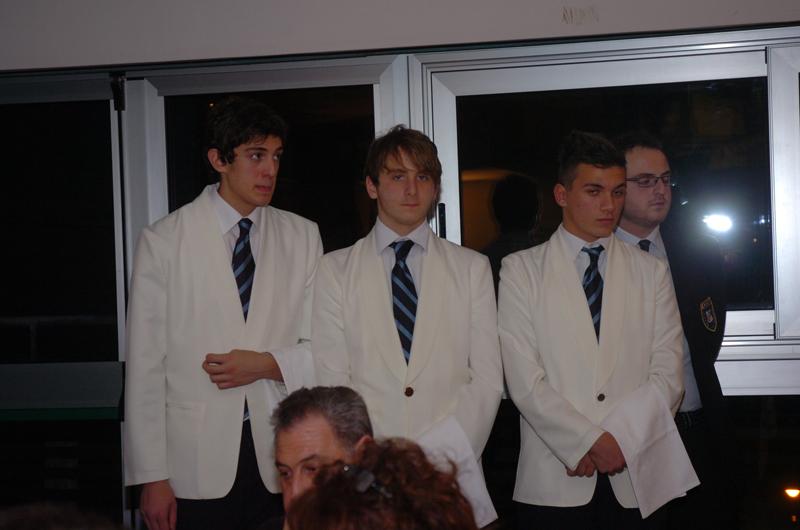I ragazzi di sala dell'Ipssar