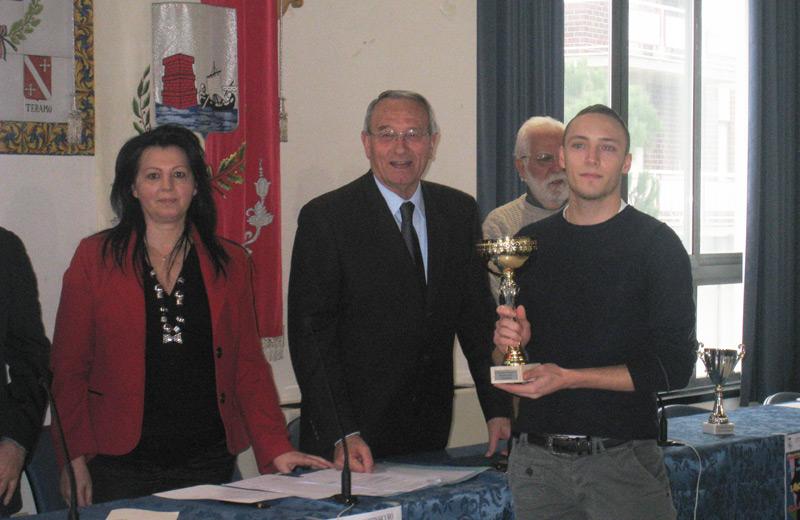 Giampaolo Bruni è il vincitore del concorso