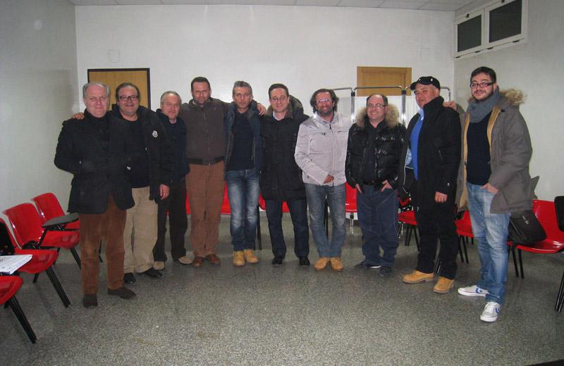 I gruppi di opposizione di Fli, Città Attiva e Pd