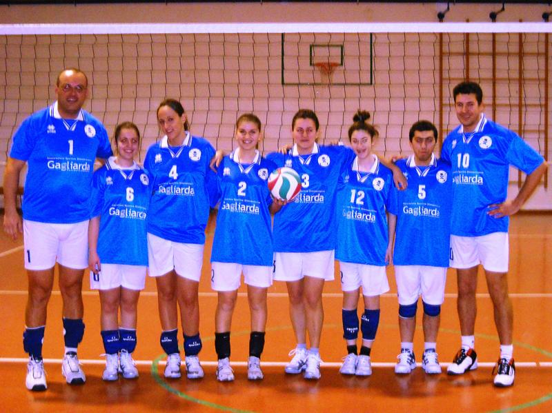 La Gagliarda Volley mista 1 al torneo di Cupra Marittima