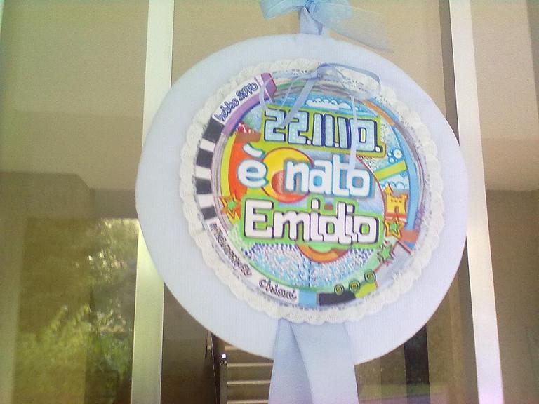 La coccarda di Emidio