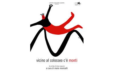 La locandina dell'ultimo lavoro di Mario Monicelli