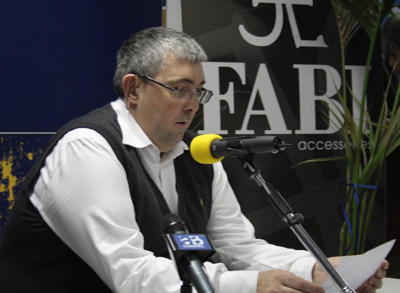 L'allenatore della Fabi Shoes, Stefano Pillastrini