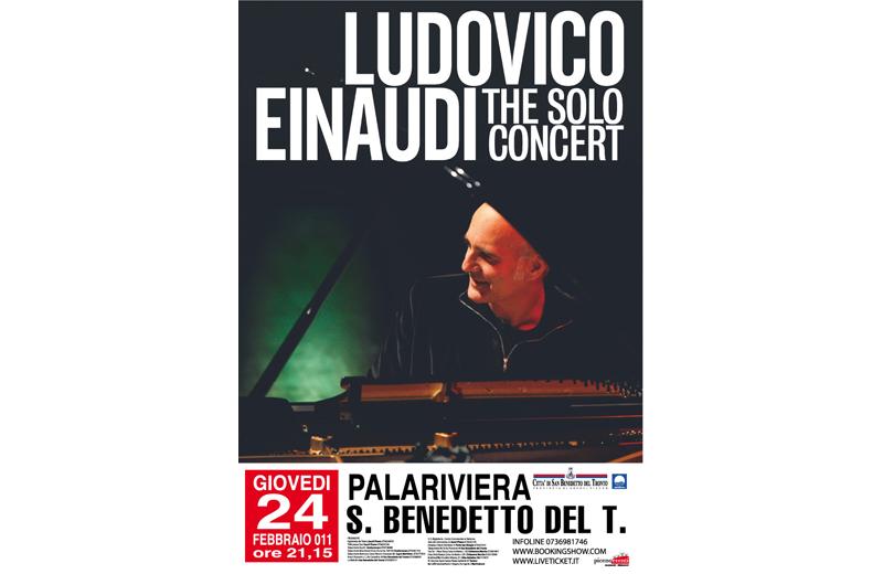 Ludovico Einaudi al PalaRiviera