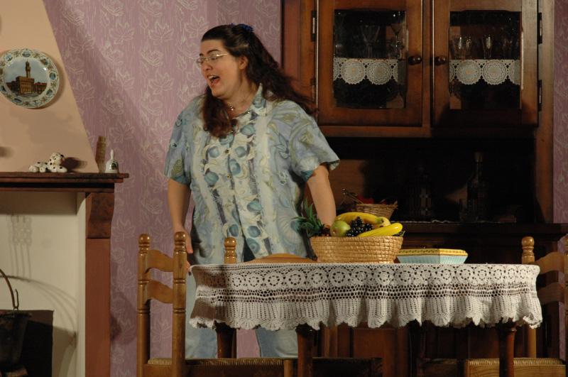 Matilde è Rita Cocivera (foto Troiani)