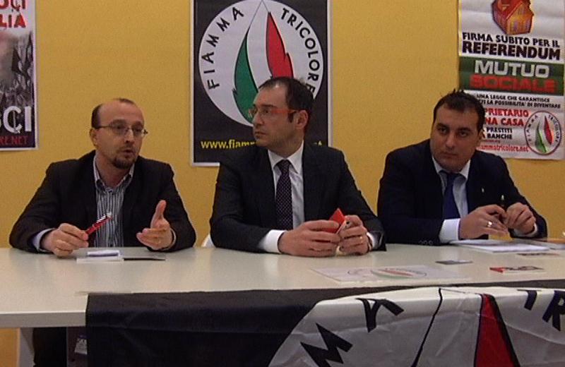 Luca Vignoli, Bruno Gabrielli e Giacomo Massimiani: tre sicure presenze nel prossimo Consiglio Comunale