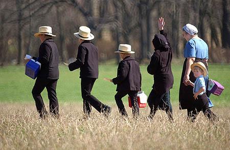 Famiglia Amish